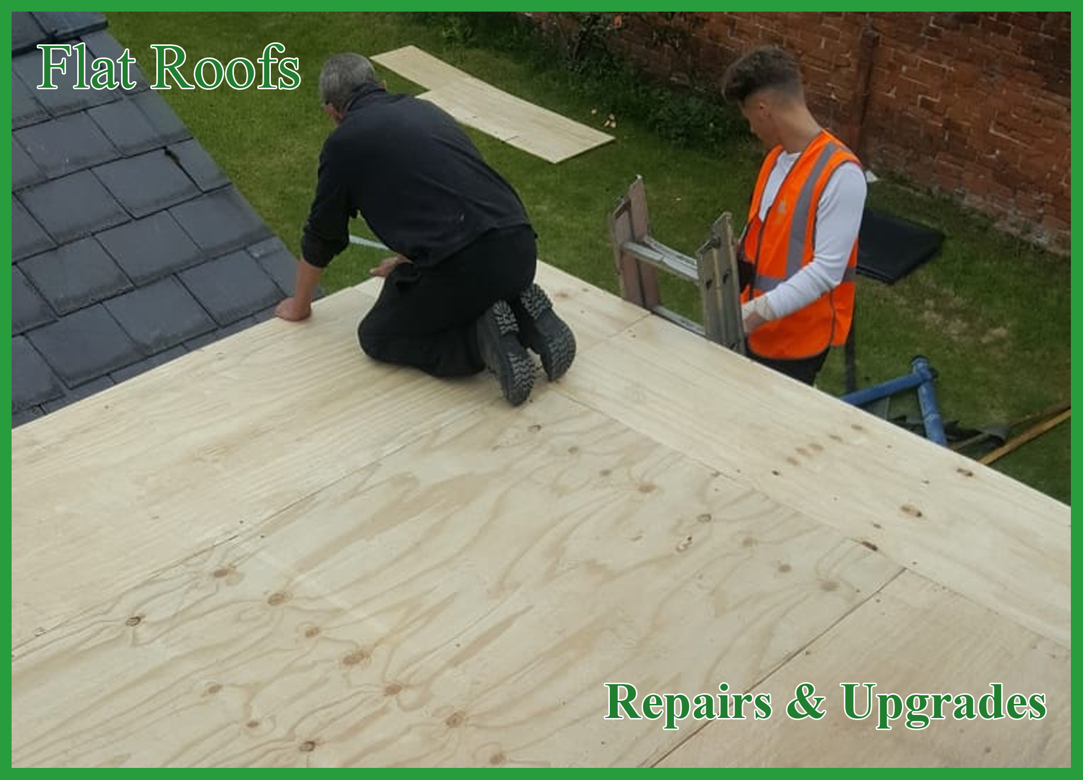 Pd Roofing Contractors Flat Roof Repairs And New Installations Pd Roofing Contractors